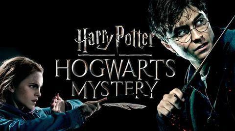 "Harry Potter: il teaser trailer di "" Hogwarts Mystery"""