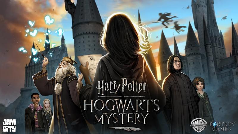 Harry Potter: Hogwarts Mystery da primavera sul PlayStore