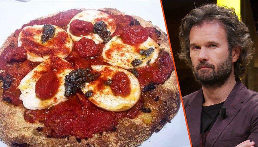 La polemica sulla pizza Margherita di Cracco è ingiusta