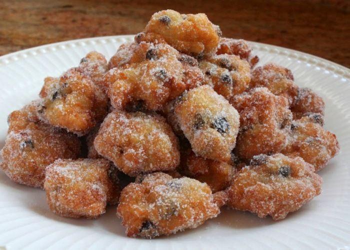 Frittelle di riso di San Giuseppe: Ricetta Toscana