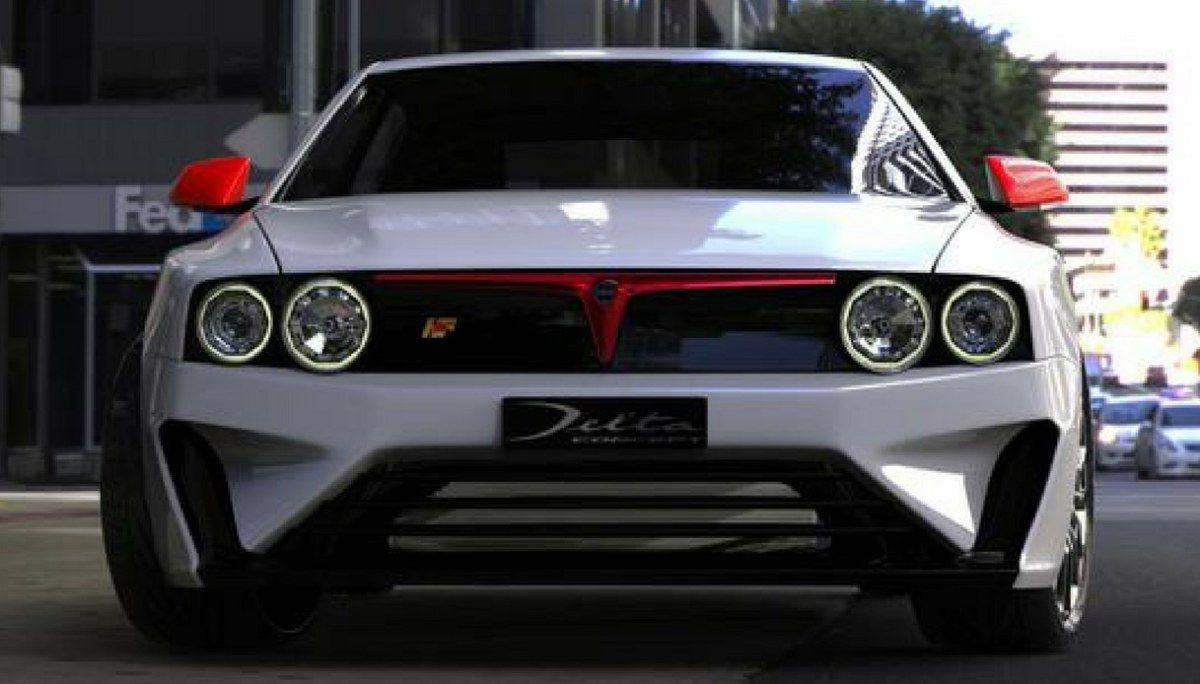 La nuova Lancia Delta HF Integrale 2018