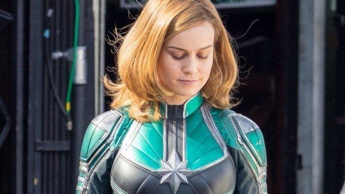 Captain Marvel: la foto di una misteriosa casa sul set