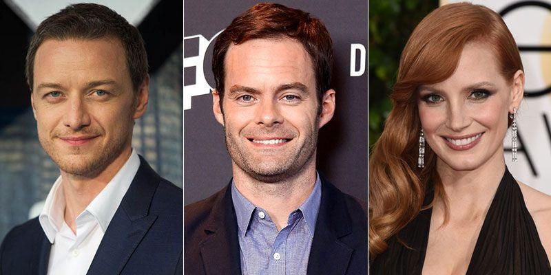 IT: Chapter 2, Jessica Chastain nel cast, James Mcavoy e Billi Harder in trattative