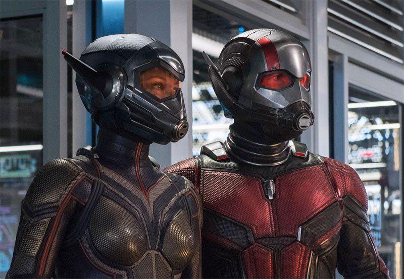 Ant-Man and The Wasp: il primo trailer italiano