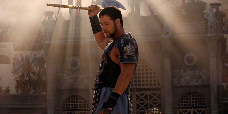Il Gladiatore torna al Colosseo: Russell Crowe all'evento del 6 giugno 2018
