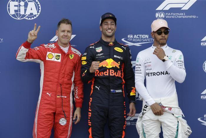 F1, GP Monaco 2018: Ricciardo domina, Vettel nella scia