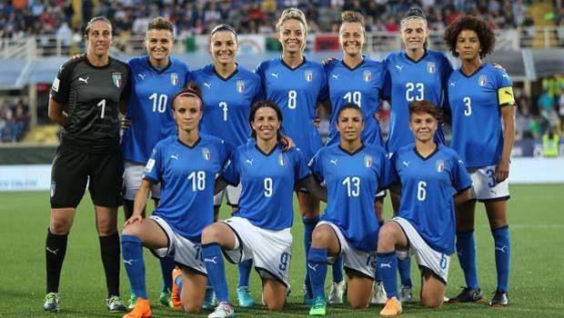 Calcio, Italia femminile ai mondiali: battuto 3 - 0 il Portogallo
