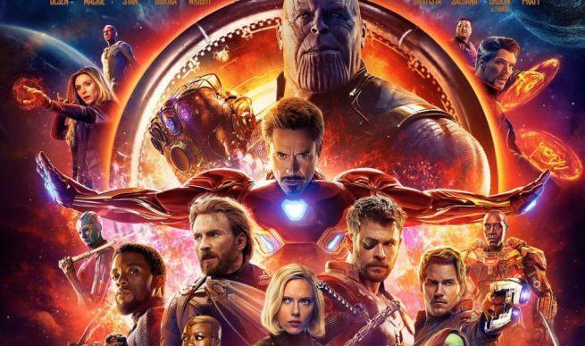 Avengers: Infinity War supera i 2 miliardi di dollari al box office mondiale