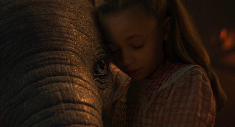 Dumbo: il teaser trailer del live action di Tim Burton