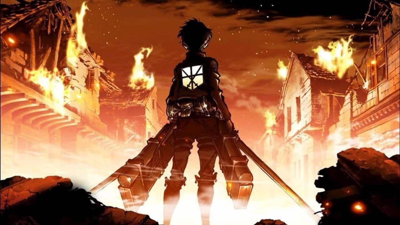 L' Attacco dei Giganti: data di uscita del nuovo numero del manga
