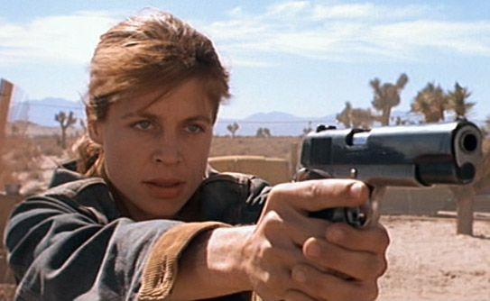 Terminator 6: Linda Hamilton torna ad essere Sarah Connor (foto)