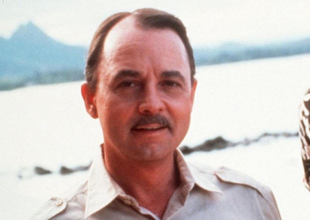 Morto John Hillerman costar di Tom Sellek in Magnum PI.